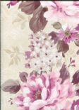 Rosemore Wallpaper 2605-21619 By Beacon House for Brewster Fine Decor